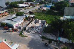Bán đất biệt thự đối diện nhà hàng Nai, 258m2